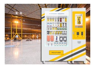 Ukuran Disesuaikan Mini Mart Vending Machine, Industrial Tool Vending Machine