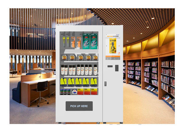 Self Service PPE Vending Machine ,  Mini Mart Vending Machine With RFID Card Reader