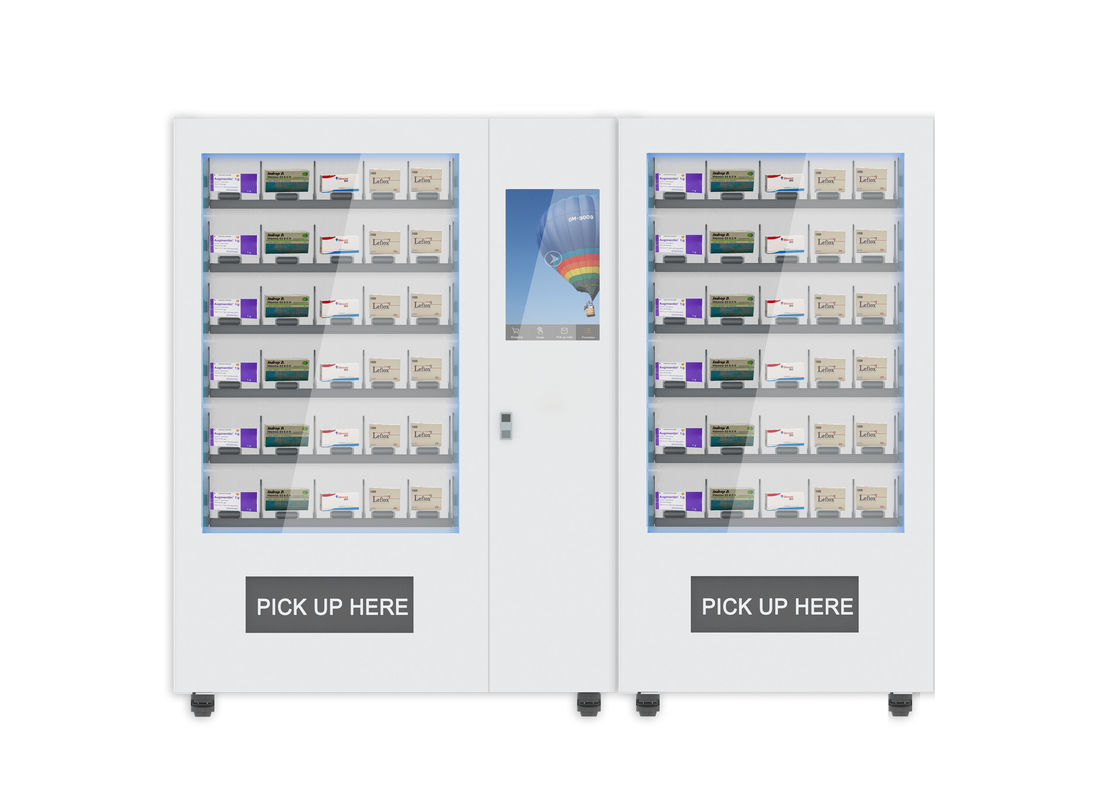 Automated pharmacy drugs OTC Rx vitamin  Vending Machines Accept Prepaid Card Member Card For customer